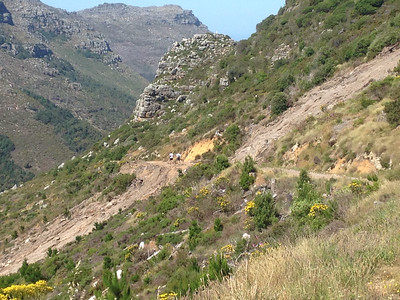 Table Mountain Run