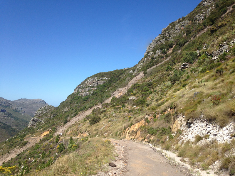 Table Mountain Run