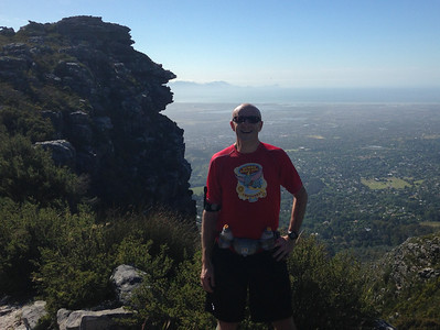 Table Mountain Run - Scott