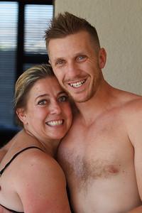 Brandin and Carlene van Vuuren