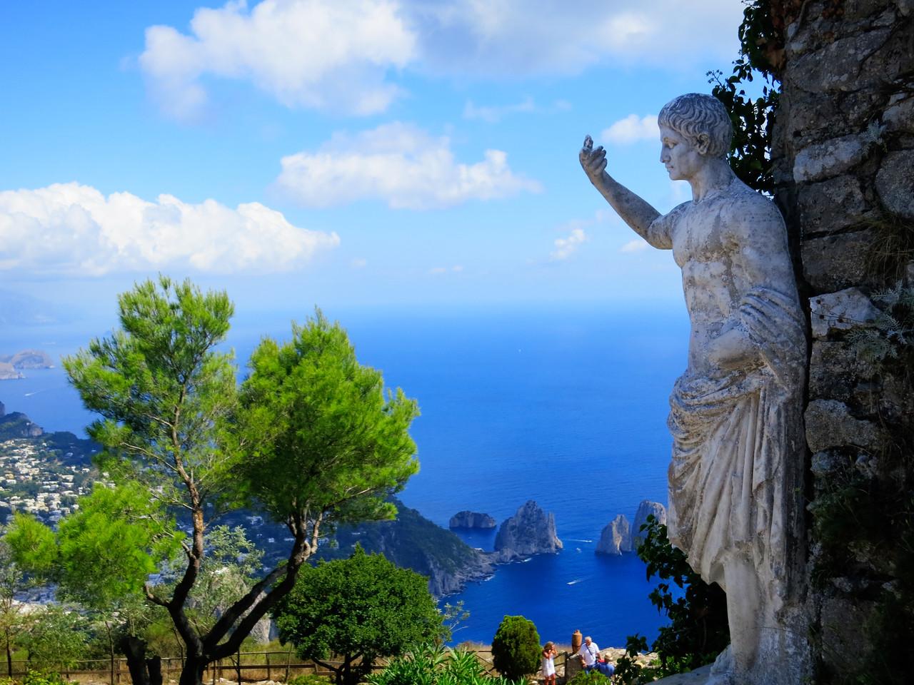 Capri On High