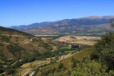 Day trip to Andorra la Vella, ride through the Pyrenees.