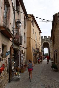Trip to Besalu, Spain.