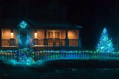 Breckenridge Xmas Lights