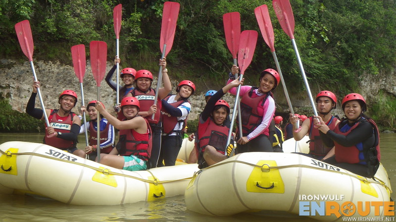 TravelMindanao CDO white water rafting