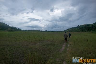 Trail to Baranggay Maykawayan