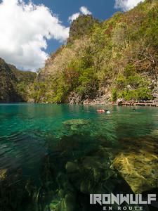 Kayangan Lake, Coron Island