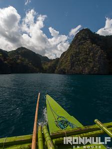 Gateway to Kayangan Lake