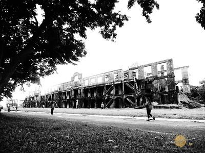 Mile Long Barracks
