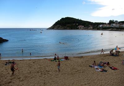 Cala de la Fosca, near Palamos, Spain.