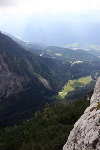 At Eagle's Nest (Kehlsteinhaus) near Berchtesgaden, Germany.