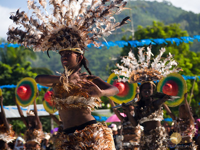 The Barotuan Ati-atihan Festival 2012