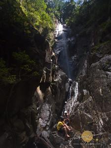 The Big Bulalacao Falls