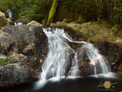 The Small Bulalacao Falls