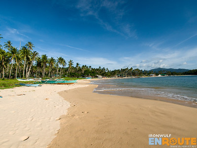 Nacpan-Calitang Twin Beach