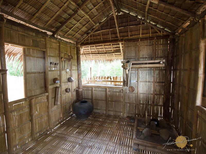 A Cuyonon kitchen