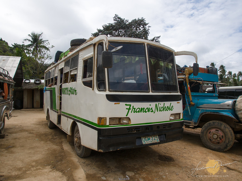 The North Star Bus for Sibaltan