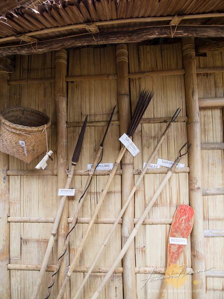 Hunting, farm and fishing gear
