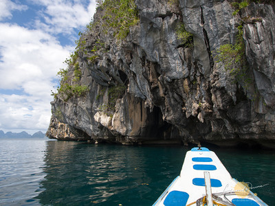 Cathedral Cave Island