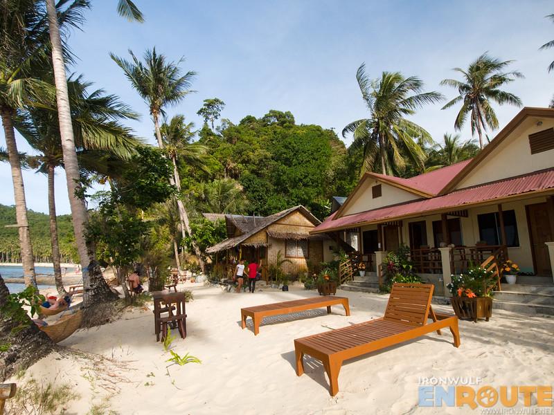 Orange Pearl Resort Area At Marimegmeg Beach