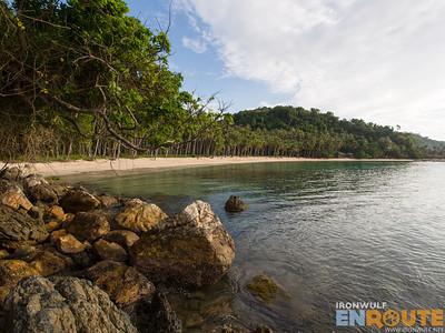 Marimegmeg Beach, Corong Corong
