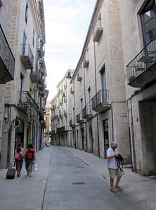 From the trip to Girona (Gerona), Catalunya, Spain.
