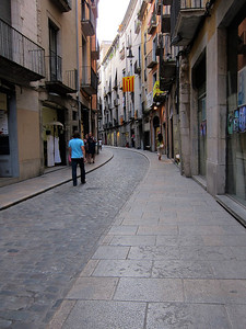 From the trip to Girona (Gerona), Catalunya, Spain.