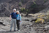 Hawaii Volcanoes Nat. Park: Kilauea Iki Trail in crater.