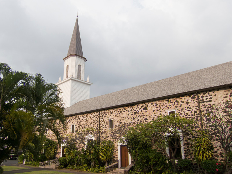 Mokuaikaua Church, Hawaii's First Christian Church, Kailua-Kona, HI