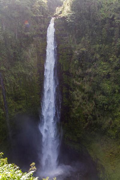 Akaka Falls, north of Hilo, HI