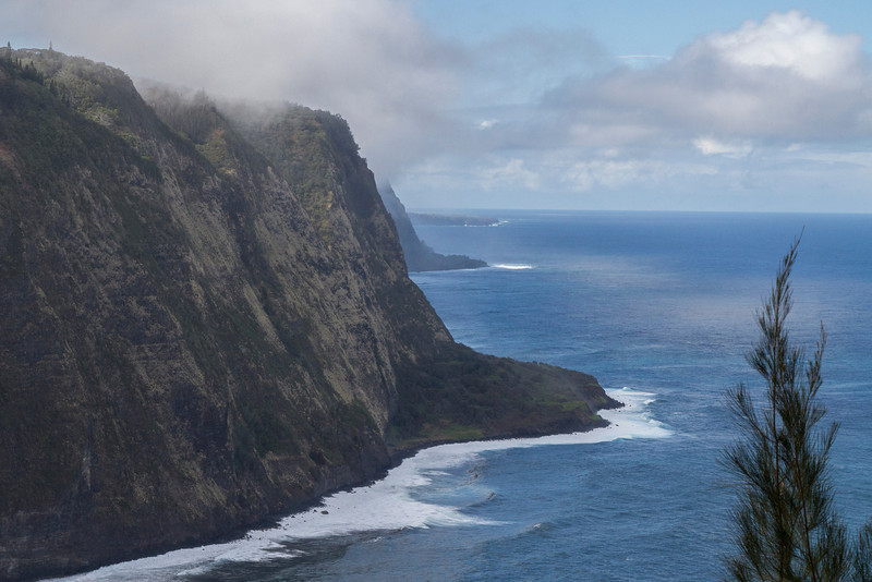 Waipio Valley Lookout, Hamakua Coast, HI