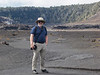 Hawaii Volcanoes Nat. Park: Kilauea Iki Trail, in crater.