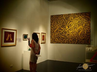 """I Love Kusama"" at Ayala Museum"
