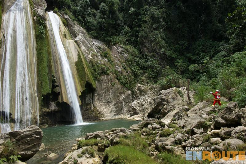 Jollibee presents! The Dodiongan Falls!
