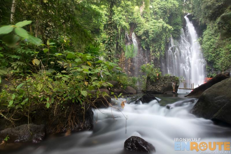 The Tinago Falls