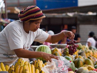 Abatan Market, Buguias