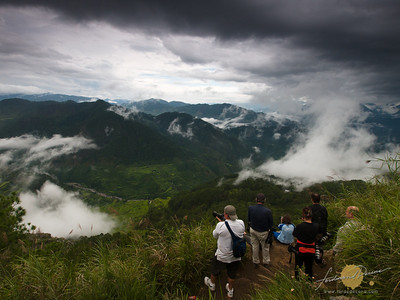 Kiltepan Viewpoint Afternoon Cloud Dance