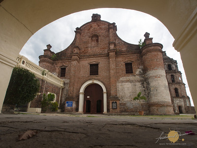 Sta Maria Church, Ilocos Sur