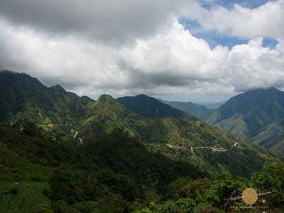 View of Besang Pass