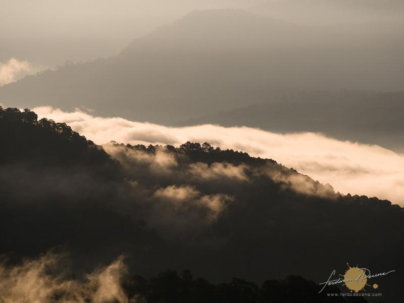 Kiltepan Morning Clouds