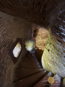 Bantay Church Tower Stairs