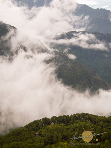 Kiltepan Viewpoint Afternoon Cloud Dance
