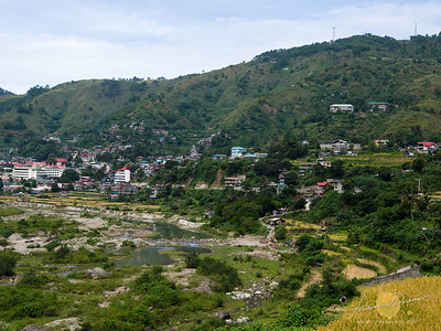 Road to Bontoc