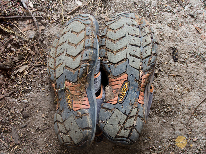 Tough soles with great traction