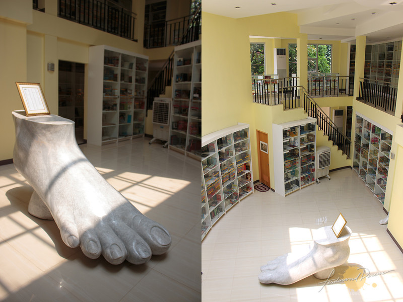 Inside the Book Museum