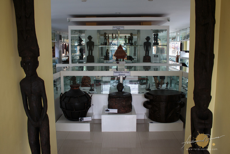 Impressive collection of Cordillera artifacts and more at the Ethnology Museum