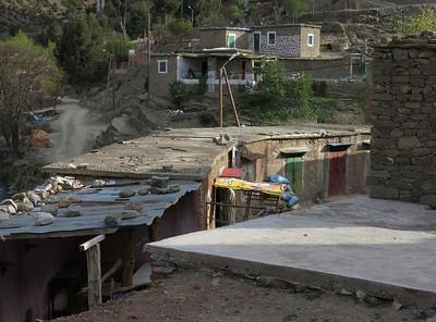 Part of the souk