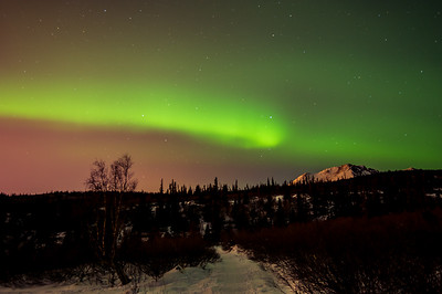 Northern Lights March 17, 2013
