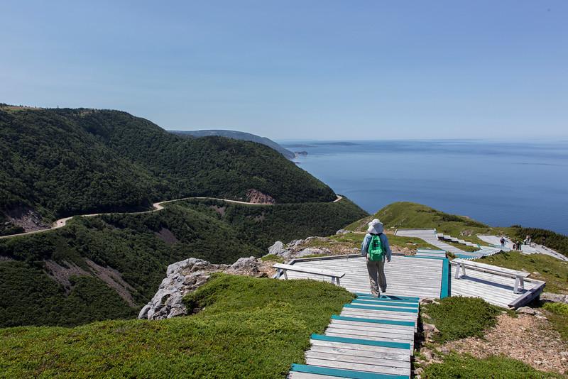 Skyline Trail, Cape Breton Island, Nova Scotia
