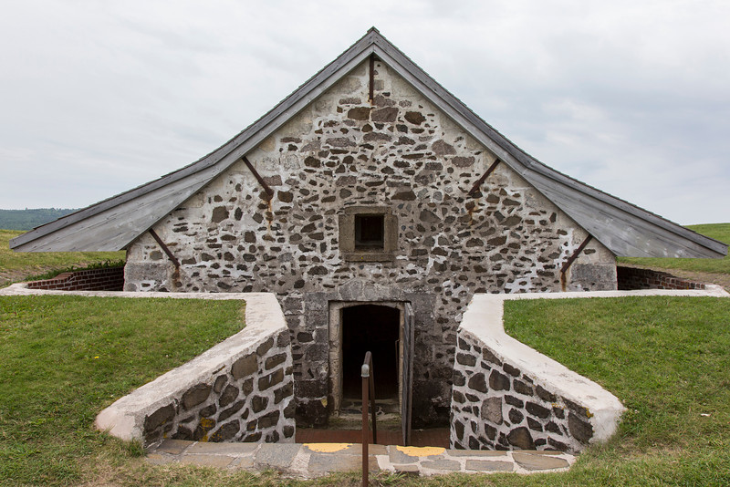 Fort Anne National Historic Site, Annapolis Royal, NS